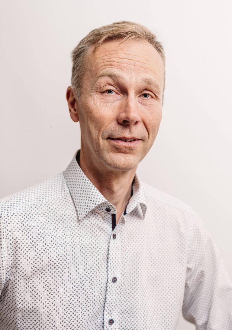 Hankekehityspäällikkö Juha Kaivonen