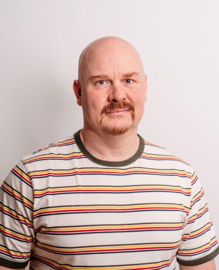 Markkinointi- ja viestintäpäällikkö Matti Huhta
