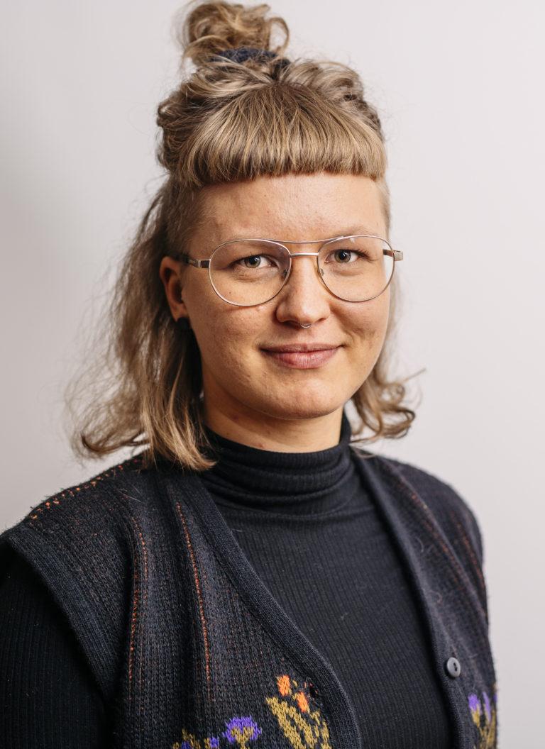 Koordinaattori Meiju Mertanen