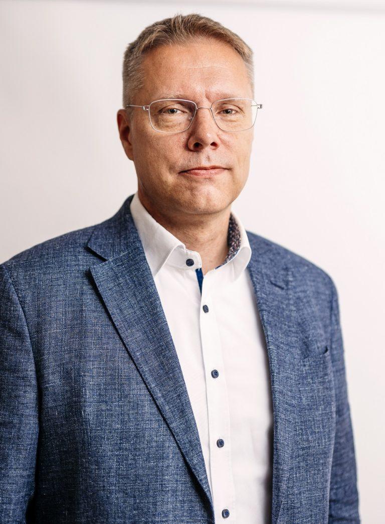 Toimitusjohtaja Mikko Leinonen