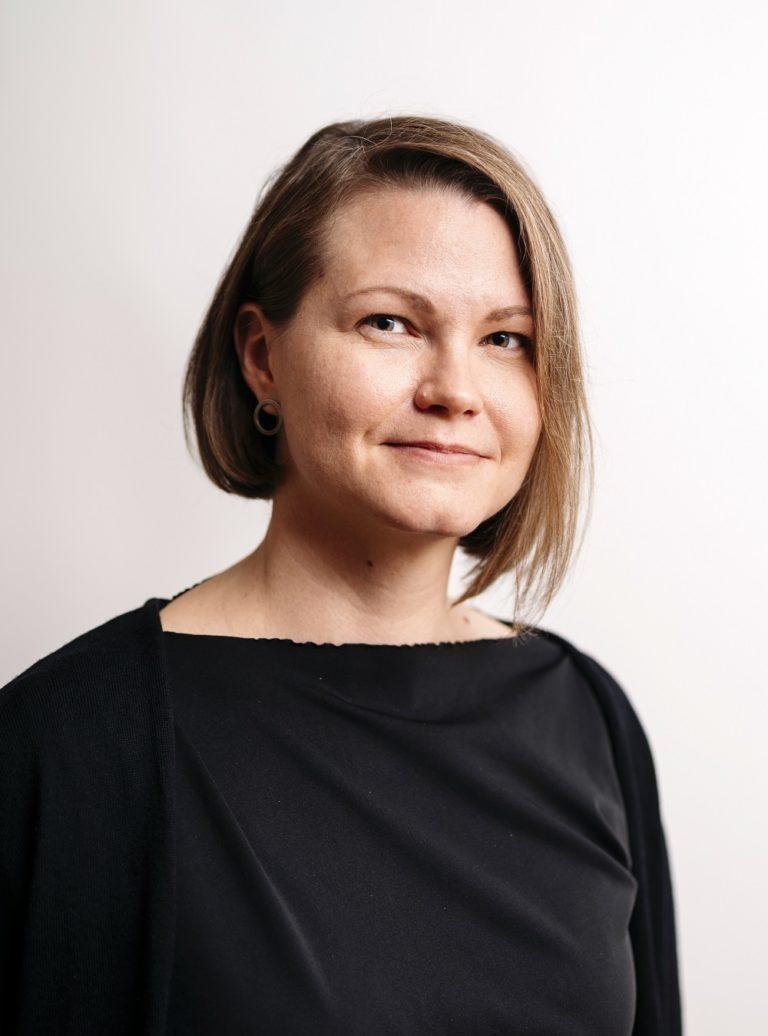 Suunnittelujohtaja Saara Melama