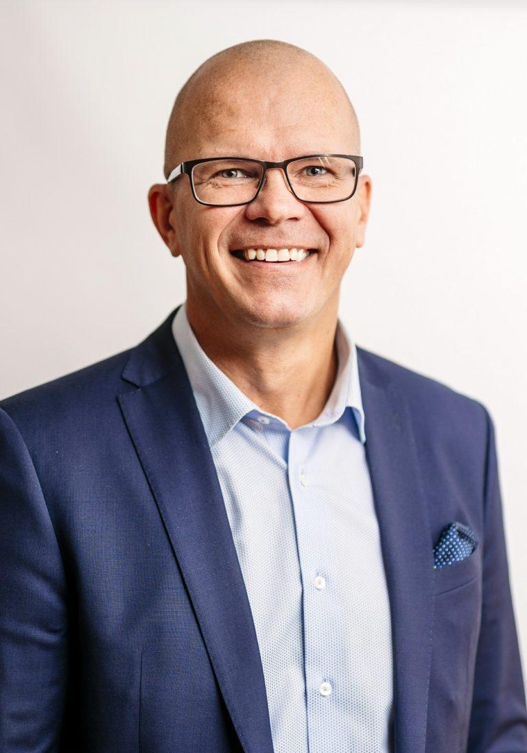 Hankekehitysjohtaja Sami Ahokas